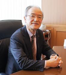 代表取締役 上田 茂夫
